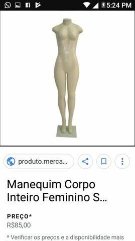 2 manequins
