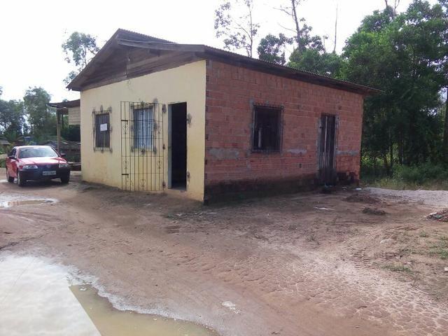 Vendo casa proximo ao bairro coraçao