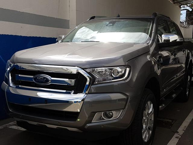 Ford Ranger Limited 2.5 Flex Manual 2019