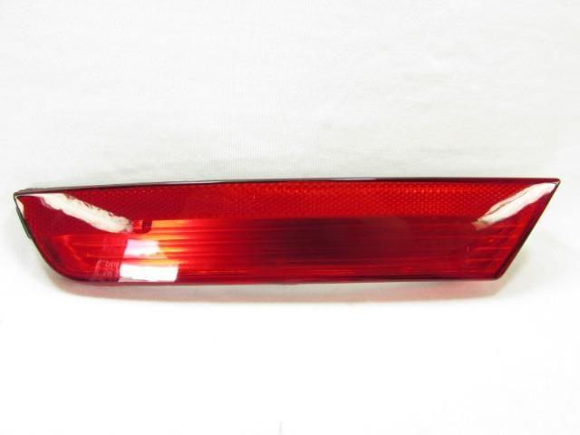 Refletor Neblina Parachoqu Traseiro Fox 2010 A 2014 Esquerdo