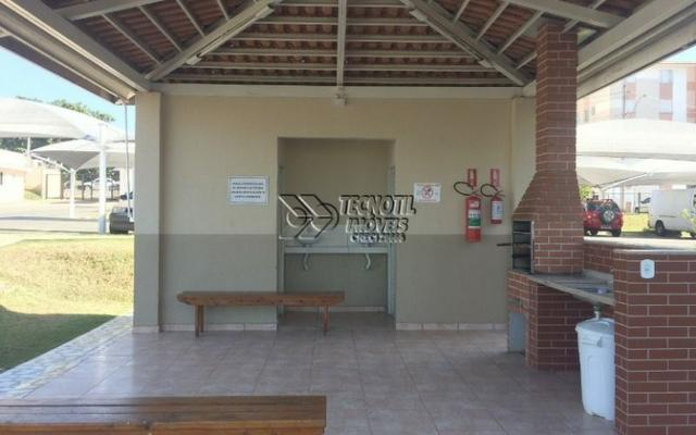 Apartamento no Condomínio Residencial Pq. das Colinas, Hortolândia divisa Bairro Parque Sã - Foto 2