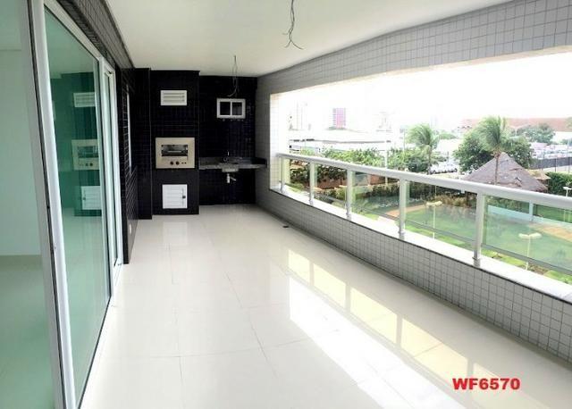 Verdi, Apartamento no Guararapes, 4 suítes, 4 vagas, novo, área de lazer completa - Foto 13