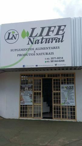 Passo/Vendo loja completa de suplementos alimentares e produtos naturais