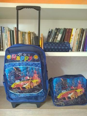 Kit escolar novo