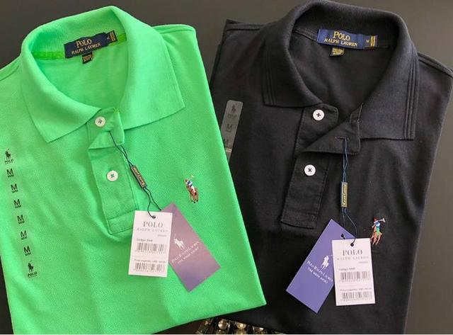 Camisas polos ralph lauren cavalo colorido 10 pcs - Roupas e ... 940490a1a55