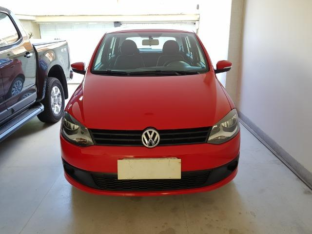 Vw - Volkswagen Fox 2014 Completo / Motor 1.0 Flex / Air Bags / Freios ABS / Super Novo