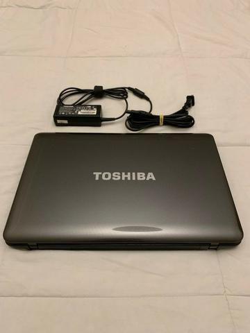 Notebook Toshiba Satellite L655-S5078 Intel Core i5-450M (2.4 GHz) 4GB Memory 500 GB Hdd