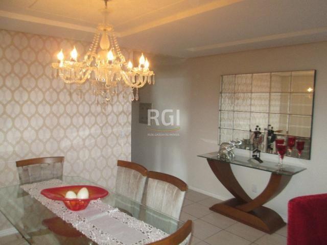 Apartamento à venda com 3 dormitórios em Vila ipiranga, Porto alegre cod:4989 - Foto 4
