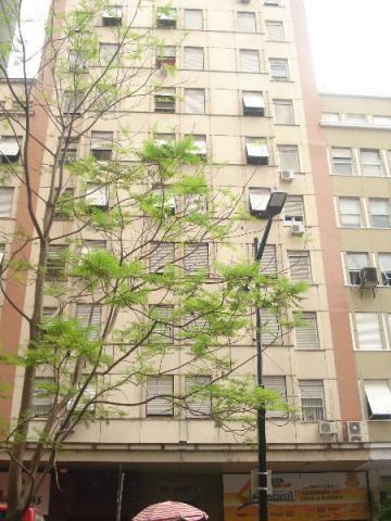 Apartamento à venda com 1 dormitórios em Centro, Porto alegre cod:1891