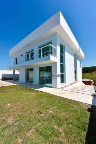 Casa com 4 dormitórios para alugar, 392 m² por r$ 4.800,00/mês - mirante do vale - jacareí - Foto 16