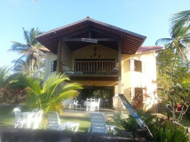 Casa paradisíaca - Baia de Camamu - Ilha do Contrato - Foto 2