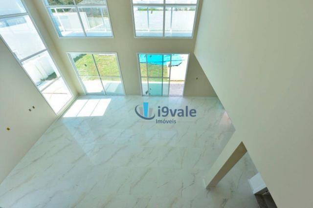 Casa com 4 dormitórios para alugar, 392 m² por r$ 4.800,00/mês - mirante do vale - jacareí - Foto 7