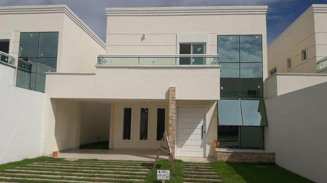 LF - Casa em cond em quintas do calhau / Duplex com porcelanato / 3 suítes