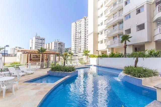 Apartamento para venda em rio de janeiro, maracanã, 2 dormitórios, 1 banheiro, 1 vaga - Foto 3