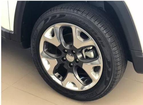 Jeep Compass Longitude 2.0 Diesel 4x4 Aut 19/20 0km IPVA 2020 pago - Foto 5