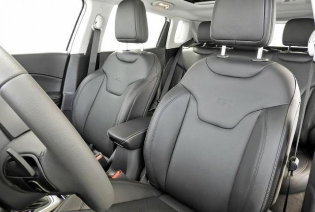 Jeep Compass Longitude 2.0 Diesel 4x4 Aut 19/20 0km IPVA 2020 pago - Foto 8