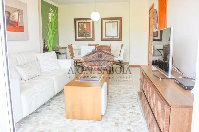 Apartamento à venda com 3 dormitórios em Praia das toninhas, Ubatuba cod:AP00457 - Foto 9