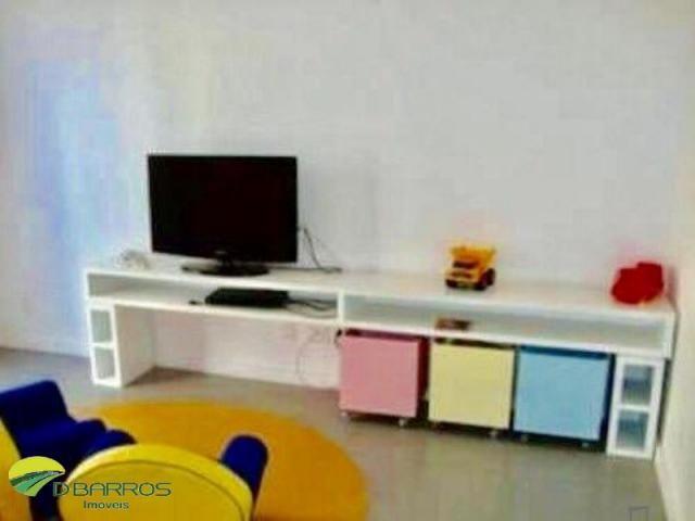 Apartamento taubate- vl s geraldo - 3 dorms - 1 suite - 2 salas - 2 banheiros - sacada - 1 - Foto 11