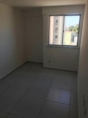 Apartamento à venda, 3 quartos, 1 vaga, joquei clube - fortaleza/ce - Foto 15