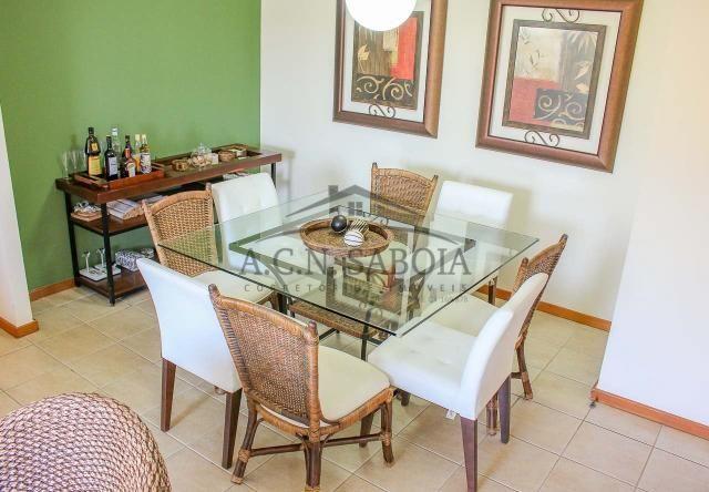Apartamento à venda com 3 dormitórios em Praia das toninhas, Ubatuba cod:AP00457 - Foto 2