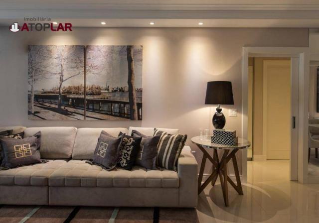 Apartamento com 3 suítes à venda, 180 m² por r$ 2.340.000 - centro - balneário camboriú/sc - Foto 12