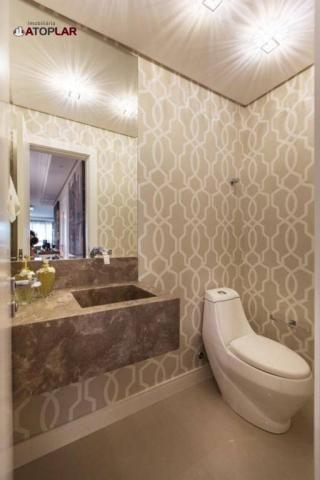 Apartamento com 3 suítes à venda, 180 m² por r$ 2.340.000 - centro - balneário camboriú/sc - Foto 15