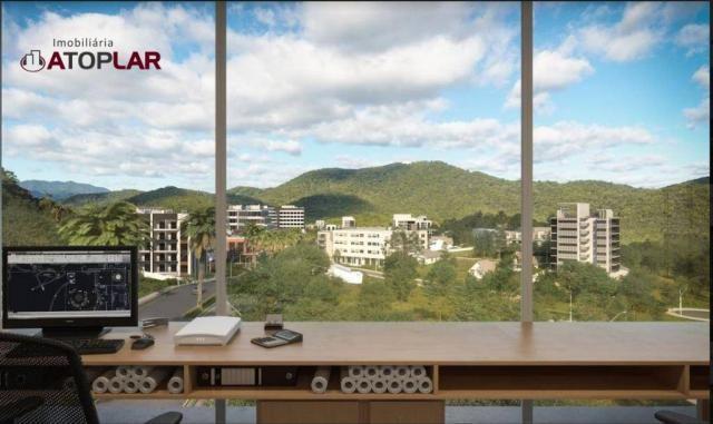 Terreno à venda, 465 m² por r$ 579.461 - várzea do ranchinho - camboriú/sc - Foto 19