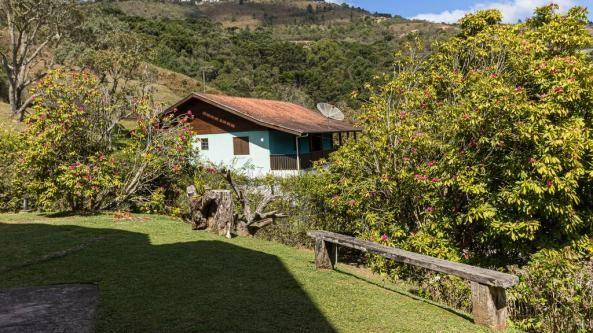 Casa à venda com 4 dormitórios em Vila abernéssia, Campos do jordão cod:55727 - Foto 2