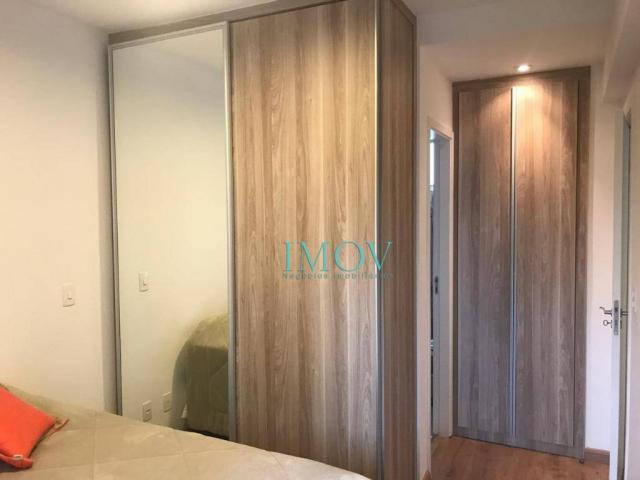 Apartamento com 2 dormitórios à venda, 62 m² por r$ 420.000 - jardim aquarius - Foto 11