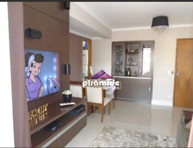 Apartamento com 2 dormitórios à venda, 68 m² por r$ 308.000,00 - jardim motorama - são jos - Foto 2