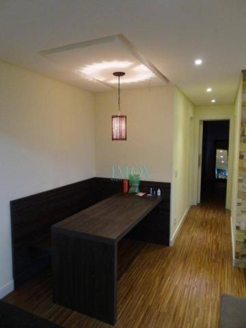 Apartamento com 2 dormitórios à venda, 63 m² por r$ 320.000 - vila industrial - Foto 5
