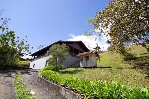 Casa à venda com 4 dormitórios em Vila abernéssia, Campos do jordão cod:55727
