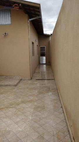 Excelente casa térrea com 2 dormitórios à venda, 80 m² por r$ 230.000 - residencial parque - Foto 13