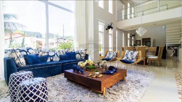 Casa de condomínio à venda com 5 dormitórios em Tabatinga, Caraguatatuba cod:V31469AP - Foto 9