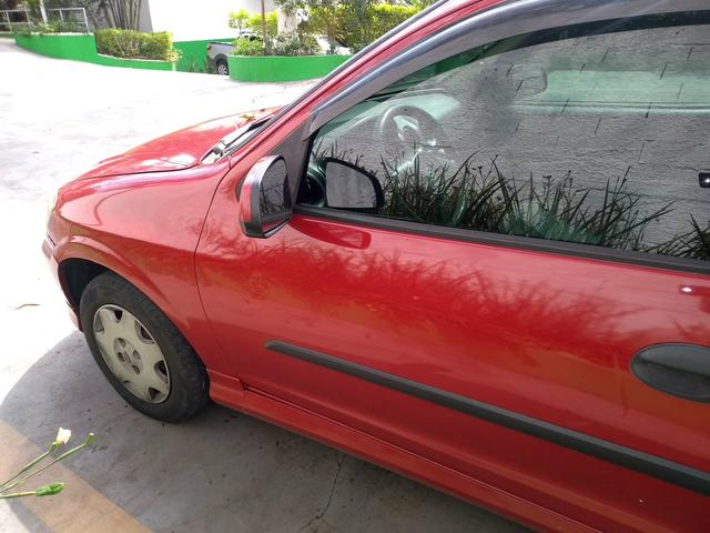 Celta GM Chevrolet vermelho - abaixo tabela - Foto 9