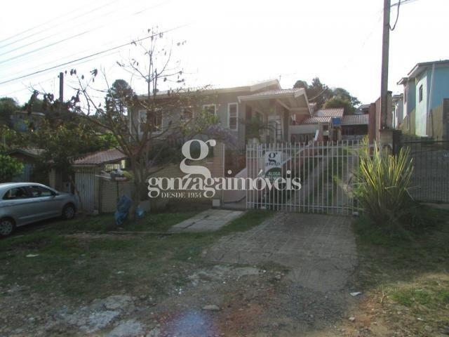 Casa para alugar com 2 dormitórios em Vila gilcy, Campo largo cod: *