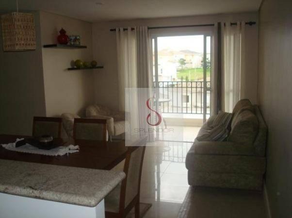 Apartamento com 3 dormitórios à venda, 81 m² por r$ 400.000,00 - urbanova - são josé dos c - Foto 3