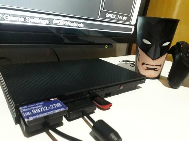PlayStation 2 sistema open loader (aceito cartao) - Foto 4