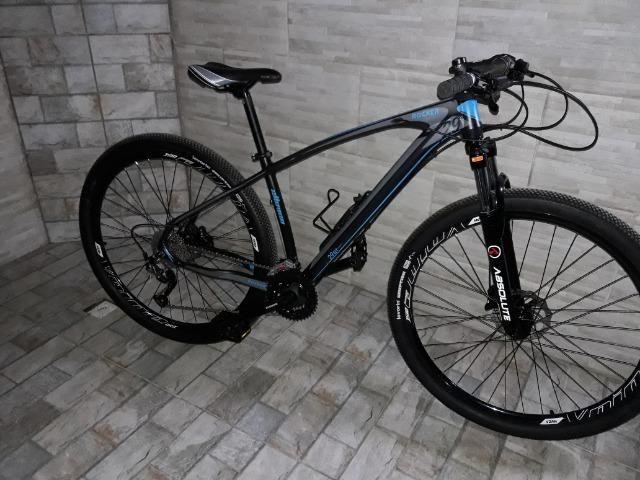 Bicicleta ellevem rock 27v Shimano niva