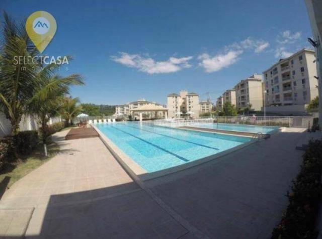 Excelente apartamento 3 quartos em colina de laranjeiras itaúna aldeia parque - Foto 13