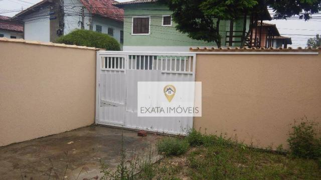 Casas lineares independentes, Extensão do Bosque, Rio das Ostras. - Foto 9