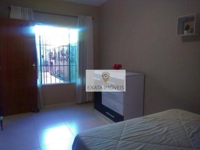 Casa duplex 03 quartos (não geminada) condomínio/amplo quintal, Marilea/Rio das Ostras. - Foto 14