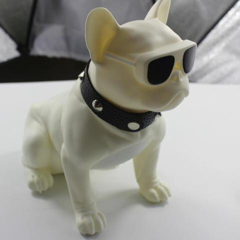 Caixa De Som Dog Bluetooth Original Sd Fm Android iOS Música - Foto 2