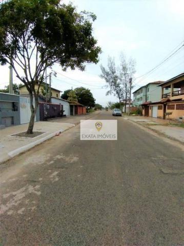 Lançamento! Casas lineares com bom quintal, Extensão Serramar/Rio das Ostras. - Foto 18