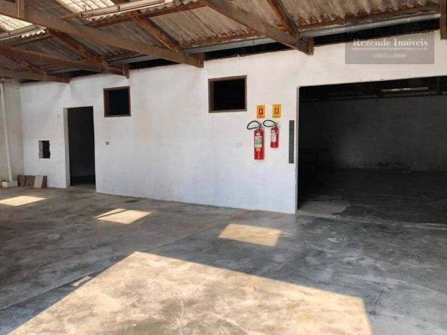 LF-BA0016 Excelente Barracão com Casa para alugar, 238 m² por R$ 3.000/mês - Foto 5