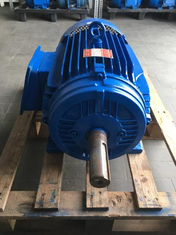 Motor elétrico weg 30cv 2 pólos trifásico 220/380v - Foto 3