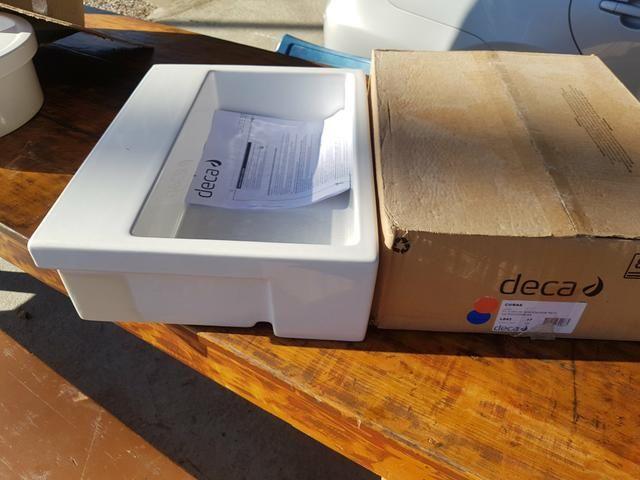 Cuba de Semi encaixe DECA L830