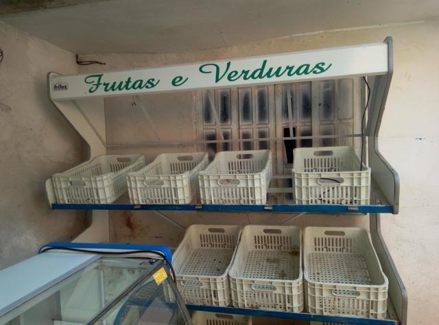 Freezer, balcão refrigerado e expositor de frutas - Foto 2