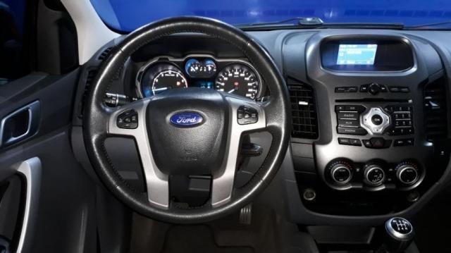 Ford Ranger XLF 2.5 FLEX 4P - Foto 10