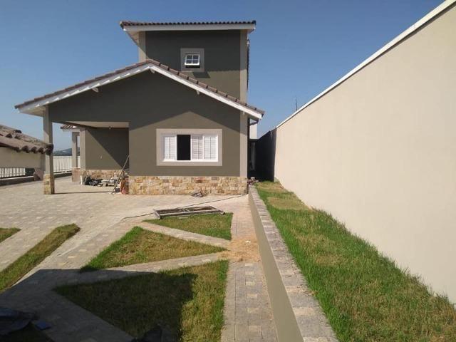Sobrado Novo (3 suítes) em Igaratá-SP - Foto 4